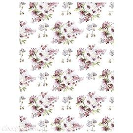 Transfert décor Redesign Prima marketing Lavender Fields