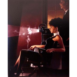 Carte postale Vettriano an imperfect past