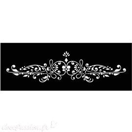 Pochoir décoratif 3D Redesign Dalia Crest