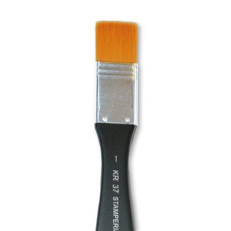 Pinceau brosse à vernis ou peinture 25mm Stamperia
