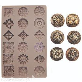 Moule Prima ReDesign en silicone flexible Curio Trinkets