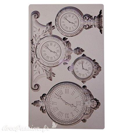 Moule Prima ReDesign en silicone flexible Elisian Clockworks