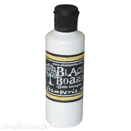 Peinture tableau noir