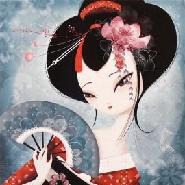 Carte postale Magali Fournier regarde moi