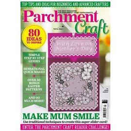 Parchment Craft magazine Pergamano mars 2019 It Must be Love !