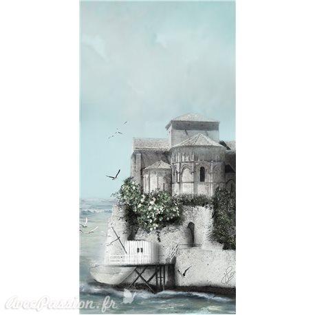 Carte d'art Valie Le Boeuf Talmont