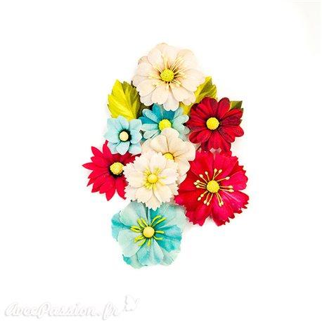 Fleurs Prima Marketing Midnight Garden Flowers Nocturnal