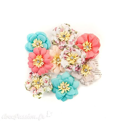 Fleurs Prima Marketing Misty Rose Flowers Walden