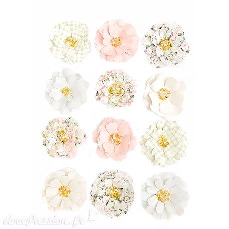 Fleurs Prima Marketing Poetic Rose Flowers Rhyme & Reason