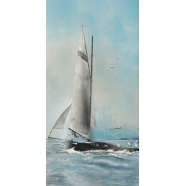 Carte d'art Valie Le Boeuf Manuréva
