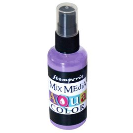 Encre en spray Mix Media Aqua color lilas