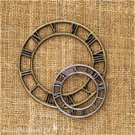 Embellissements métal cadran vintage Finnabair Prima marketing