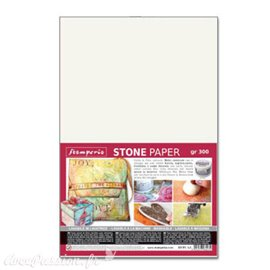 Papier Stone Paper Stamperia A3
