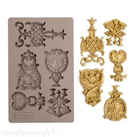 Moule Prima ReDesign en silicone flexible Regal Emblems