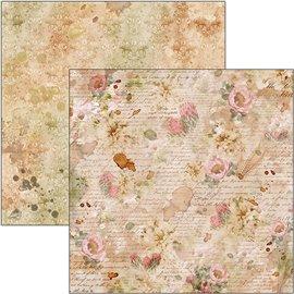 Papier scrapbooking réversible Ciao Bella source de magie the muse 30x30