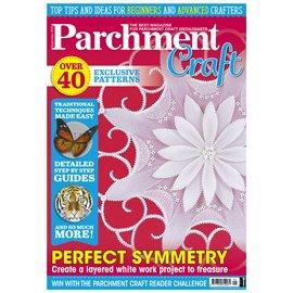 Parchment Craft magazine Pergamano septembre 2019 Perfect Symmetry