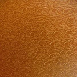 papier-cuir-autruche-marron-clair-papier-cartonnage-meuble-carton