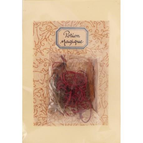 Carte postale la potion magique