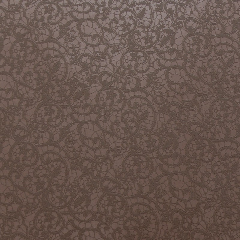 Papier simili cuir pour cartonnage calabria marron for Papier peint cuir marron