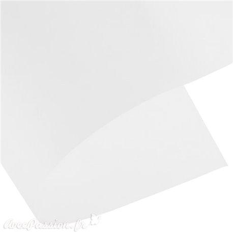 Papier calque blanc extra