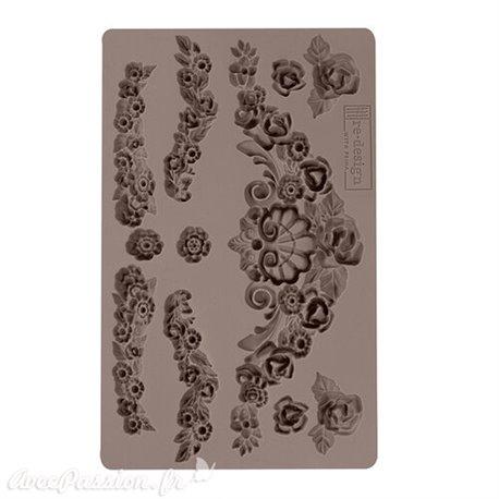 Moule Prima ReDesign en silicone flexible Tillurie Flourishes