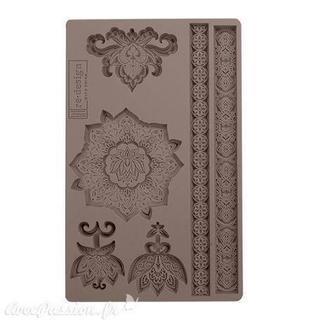 Moule Prima ReDesign en silicone flexible Agadir patterns