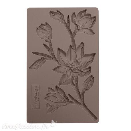 Moule Prima ReDesign en silicone flexible Forest Flora