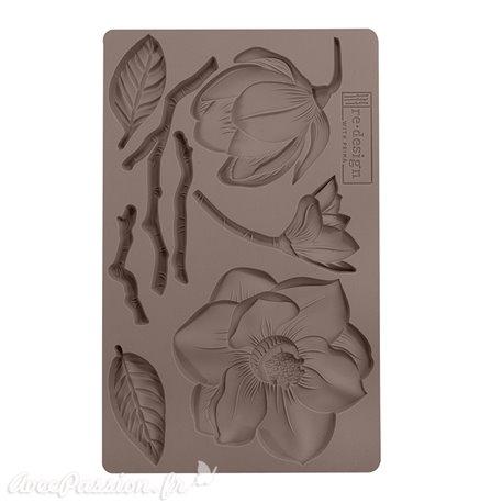 Moule Prima ReDesign en silicone flexible Wibter Blooms