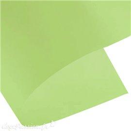 Cromatico papier calque vert printemps