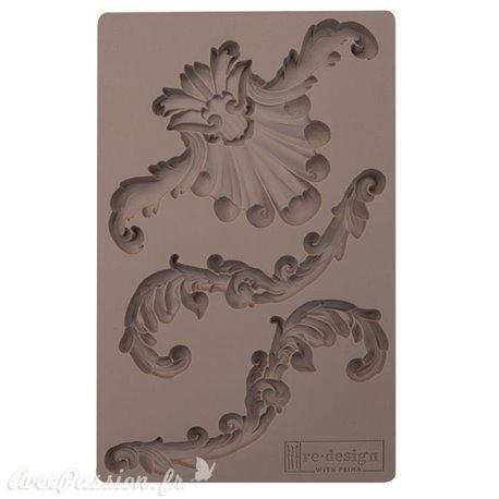 Moule Prima ReDesign en silicone flexible Greco Crest