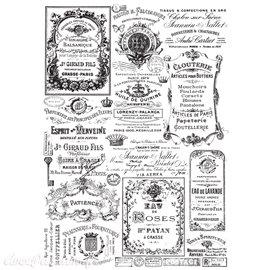 Papier de murier mulberry imprimé Redesign 50x70cm Chloe
