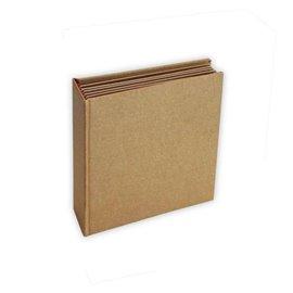 Scrapbooking Cardboard carré 16x16x5