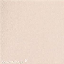 Papier scrapbooking uni Papicolor 30x30cm Rose Saumon