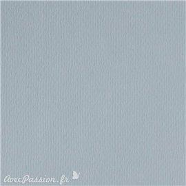 Papier scrapbooking uni Papicolor 30x30cm Gris Nuage