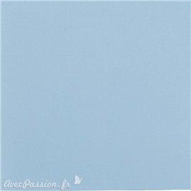 Papier scrapbooking uni Papicolor 30x30cm Bleu