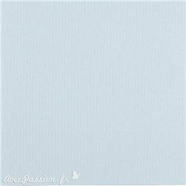 Papier scrapbooking uni Papicolor 30x30cm Bleu De Bebe