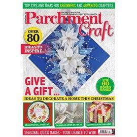Parchment Craft magazine Pergamano novembre 2019 Give a Gift