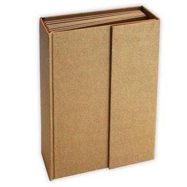 Scrapbooking Cardboard rectangulaire 21.5x15.5x6