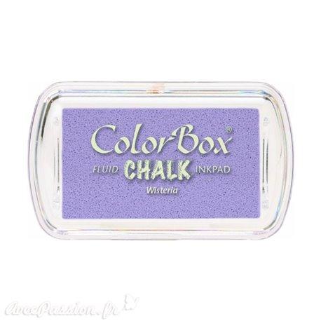 Encreur tampon Chalk mini wisteria