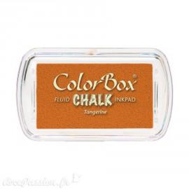 Encreur tampon Chalk mini tangerine orange