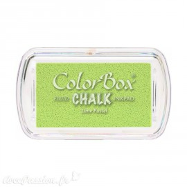 Encreur tampon Chalk mini lime pastel