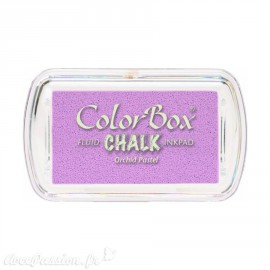 Encreur tampon Chalk mini orchid pastel