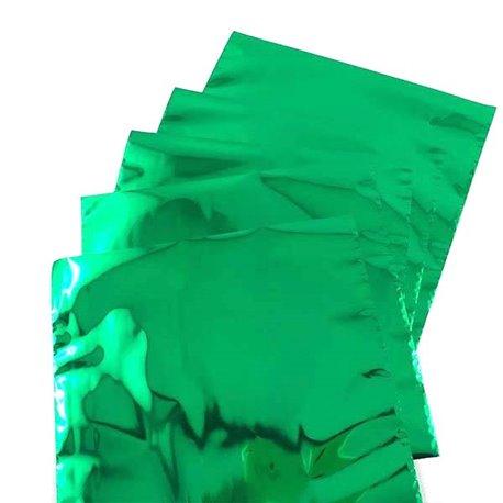 Foil Transfert métallisé pour scrapbooking vert