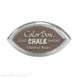 Encreur Clearsnap ColorBox Chalk oeil de chat chesnut roan