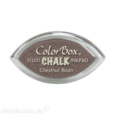 Encreur tampon Chalk oeil de chat chesnut roan