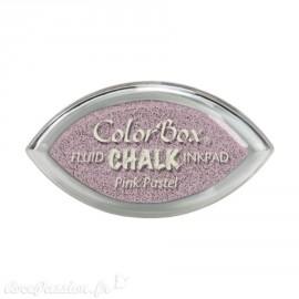Encreur tampon Chalk oeil de chat pink pastel