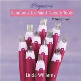 Livre Pergamano apprentissage outils pointes Linda Williams anglais 2