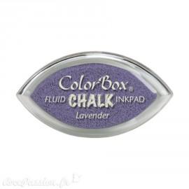 Encreur tampon Chalk oeil de chat lavender