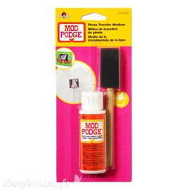 Mod Podge photo transfer medium carded 59ml