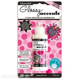 Vernis résine Glossy accents Ranger Ink 59ml